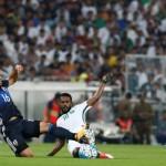 サウジアラビアが日本を破り、FIFAサッカーワールドカップ