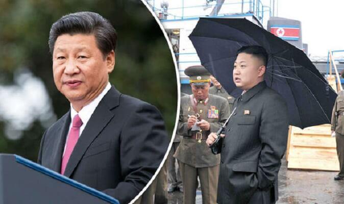 中国は1月までに北朝鮮企業に究極の変態をもたらした。
