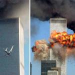 米国陸軍航空隊2機が世界貿易センターの両ビルから18分で墜落