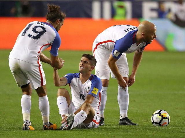2018年サッカーワールドカップの出場資格外