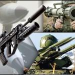 過去4年間(2012-16)、世界57カ国が155カ国に兵器を売却