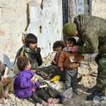 アフガニスタンでは、1年間に合計3,512人の子供が死亡または怪我をした子供の死亡者数が発生した