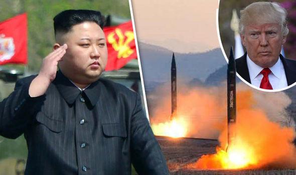 北朝鮮の核計画は、地域の平和と安全を保証する