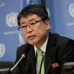 北朝鮮副大統領キム・インリョン大使