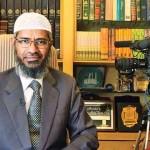 イスラム教のイスラム教徒の説教者、Zakir Naik
