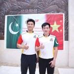 ペシャワール・ザルマイがチームに加わるために中国のクリケット選手ジン・リーとユフィ・チャンを発表