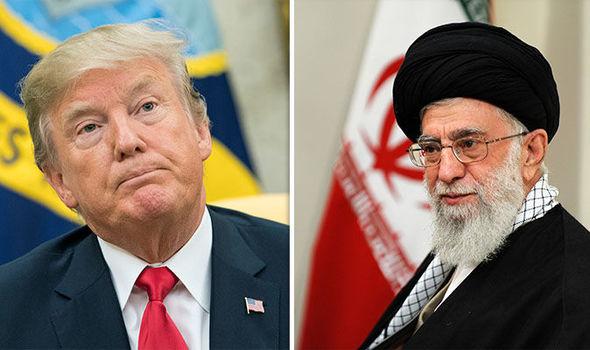 今日、ドナルドトランプは、イランとの核取引の拒否に期待されている
