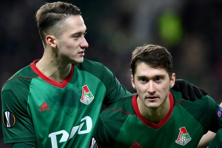 二人の兄弟AntonとAlexei Miranchuk