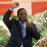 元副大統領エマソン・マンマンガワ
