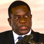 ジンバブエの新社長エマソン・マンマンガワ