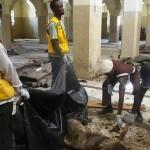 ナイジェリアのモスク自爆攻撃で50人が死亡