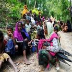 現在までに647000人以上のロヒヤ・ムスリムがバングラデシュの移住を余儀なくされている