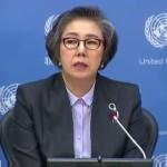 李陽(ユン・スン)国連人権特別報告者