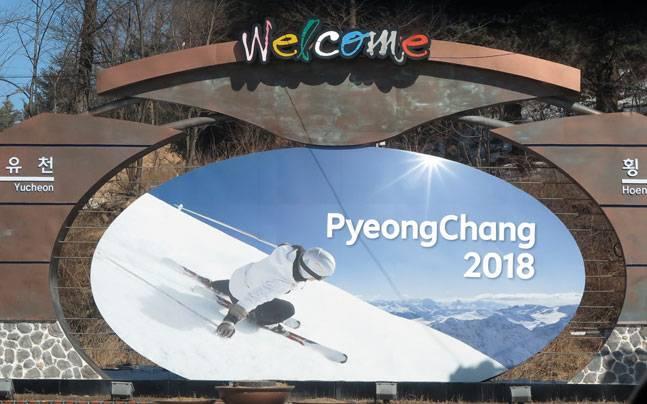 2018年冬季オリンピック大会が韓国の平昌市で開催される