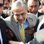 元財務大臣Ishaq Dar