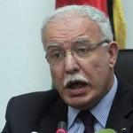 パレスチナ外務大臣、リヤド・アル=マリキ