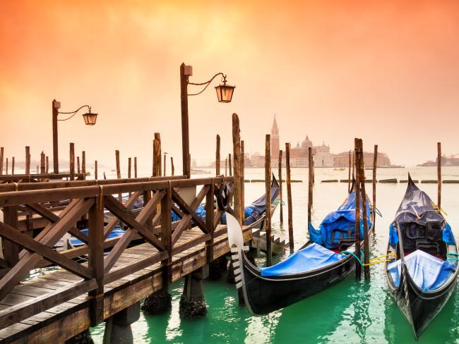 ヴェネツィアはヨーロッパで最も観光客に溢れています
