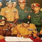 1971年12月16日、東パキスタンは私たちから分離された