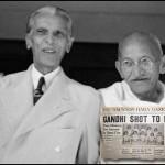 Quaid-e-AzamとMahatma Gandhiは平和を夢見ることができますか?彼は決して恥ずかしいことはできませんか?