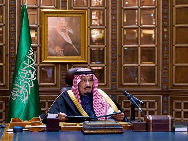 サウジアラビアのキング・サルマン・ビン・アブドゥラジズ・アル・サウド