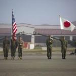 これらの演習では、米国の350人の職員と日本の防衛軍の350人の職員