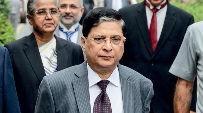 インドJustice Dipak Misra正義判事
