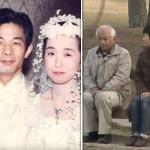 日本の夫、片山雄夫とその妻片山由美