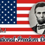 アメリカの奴隷制度を廃止したアブラハム・リンカーンの第16代大統領