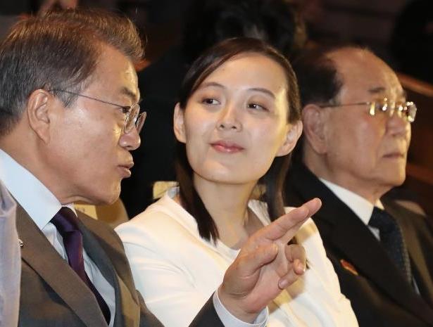 金正日(キム・ヨジョン)北朝鮮の金正日(キム・ジョンウン)姉妹