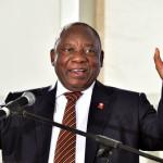 シリル・ラマフォサは南アフリカの新しい新社長になった