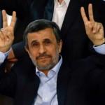 イランの元大統領、マフムード・アフマディネジャ
