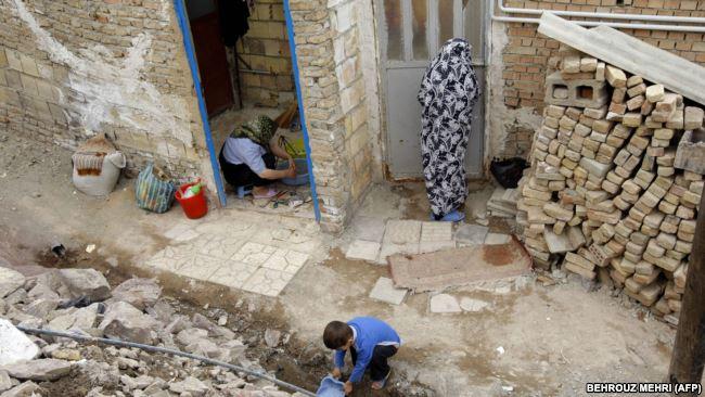 イラン人の80%以上が貧困線以下の生活を送っている