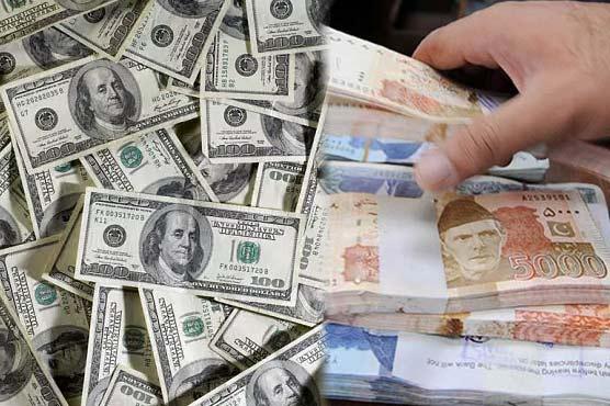 オープン通貨市場でルピーのドルが30 paisa上昇