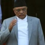 ネパールの議長ゴパル・プラジョーリ議長