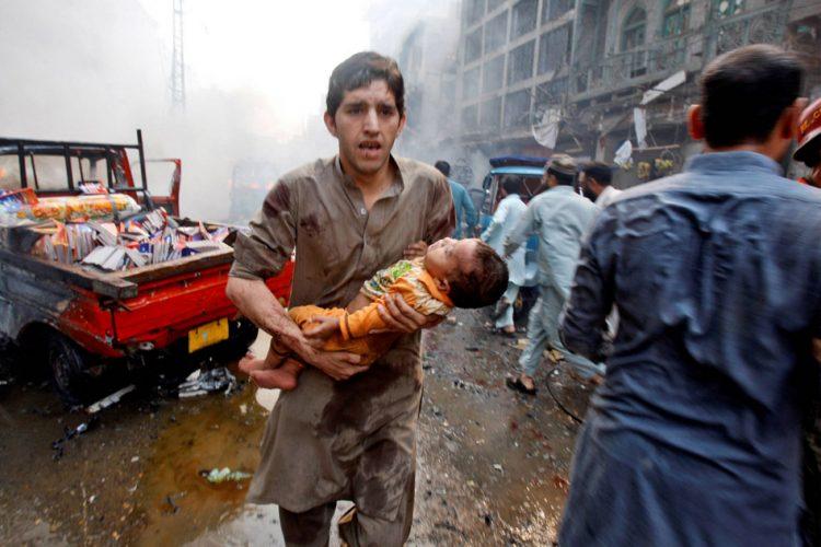 2001年から2015年の間に、世界中で約167221人の死亡