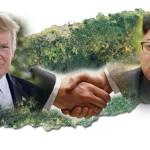 ドナルド・トランプ米大統領は、金大統領(キム・チャン)大統領