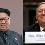 CIAのマイク・ポンポ大統領と金正日(キム・ジョンウン)北朝鮮指導者