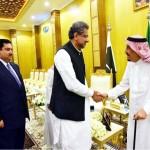 Shahid Khaqan Abbasi首相がナワズ・シャリフに対するサウジアラビアの支援を得ることに失敗した