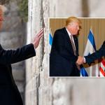 トランプ米大統領、イスラエルのネタニヤフ首相に電話