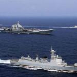 米国は、南シナ海論争の島の近くで戦艦を送ることによって、私たちの主権に深刻な違反を犯しました。