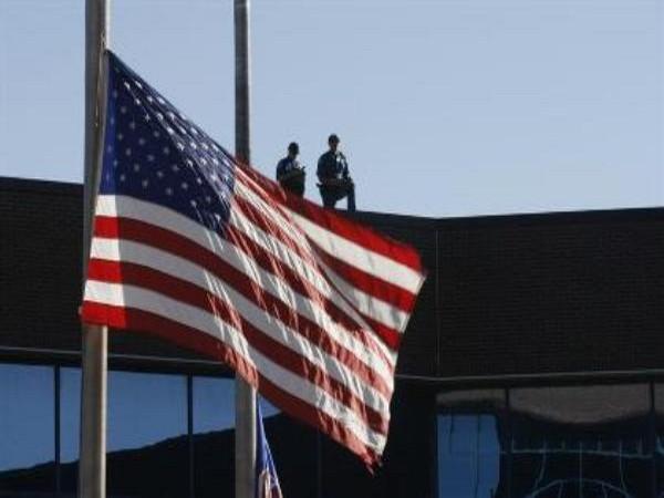 今日、米国大使館はテルアビブからエルサレムに正式に移転する予定です