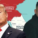 ドナルド・トランプ大統領と金正日(キム・ジョンウン)北朝鮮首席代表