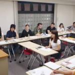 外国人労働者と日本語を学びたい学生