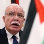 パレスチナのリヤド・アル=マリキ外相