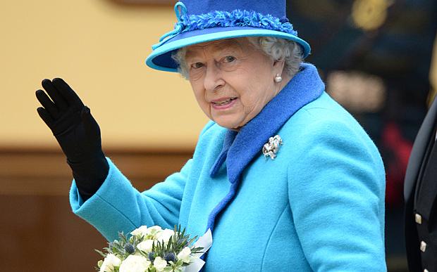 英国女王エリザベス2世