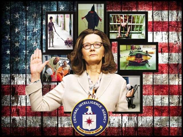米国CIAのジーナ・ハスペル