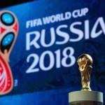 サッカーワールドカップは6月14日から7月15日までロシアで行われる