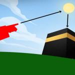 太陽は5月28日にKaabaの真上にあります