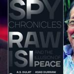 ISI Durrani元元ISI長官とRAW元AS Dulat元元帥