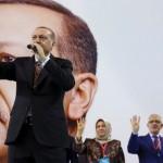 トルコのレフ・タイイップ・エルドガン大統領が大統領選挙で明らかな勝利を収めた